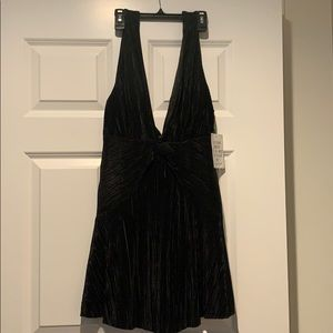 NWT Free People Black dress